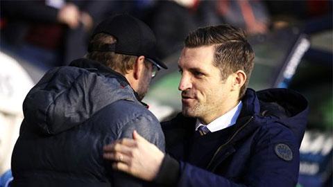 Shrewsbury than trời vì Liverpool sử dụng đội hình hai ở trận đá lại