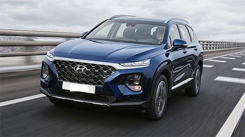 Hyundai Santa Fe, Elantra, Accent, Kona giảm giá mạnh trong tháng 2/2020