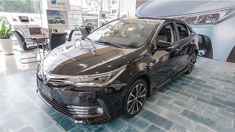 Toyota Corolla Altis, Innova, Fortuner đồng loạt giảm giá sốc tại VN, cao nhất lên tới 85 triệu đồng