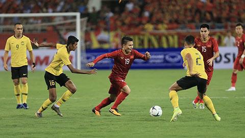 Báo Thái Lan mong Malaysia đánh bại Việt Nam