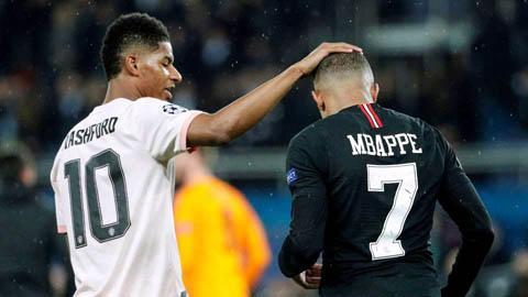 M.U sở hữu 2 cái tên trong top 50 tiền đạo U23 giá trị nhất