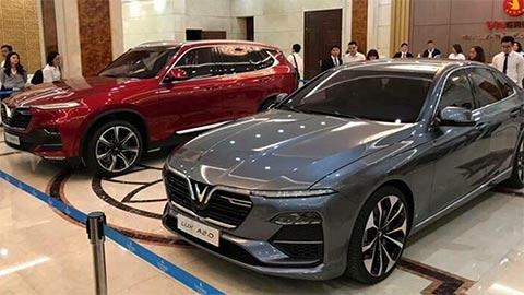 Giá xe ô tô VinFast Fadil, Lux A2.0 và Lux SA2.0 ra sao trong tháng 2/2020?