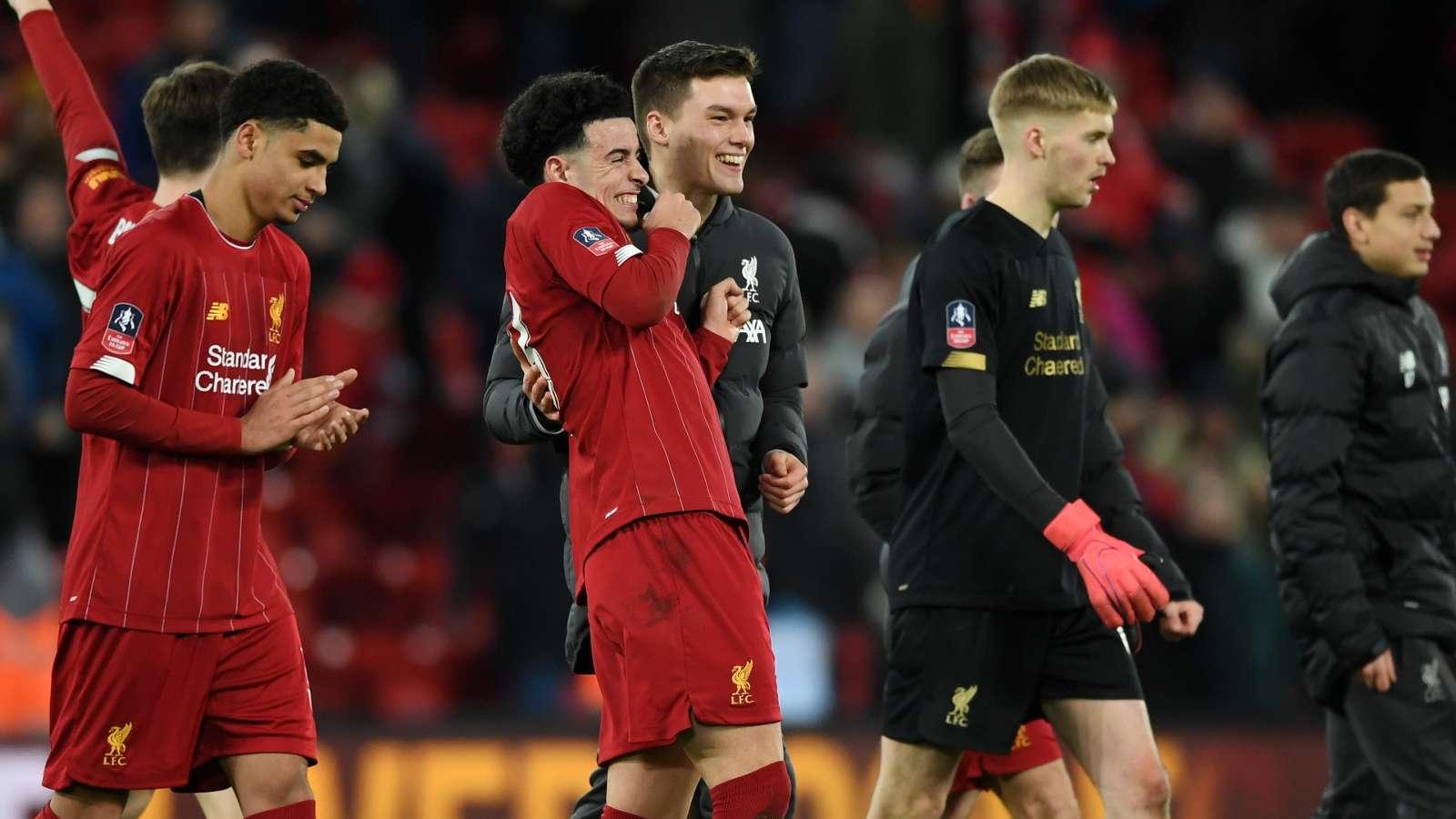 Liverpool nhạo báng FA Cup bằng chiến thắng của lũ nhóc U23