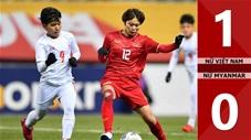 Nữ Việt Nam 1-0 Nữ Myanmar(Vòng loại BĐ Nữ Omlypic Châu Á 2020)