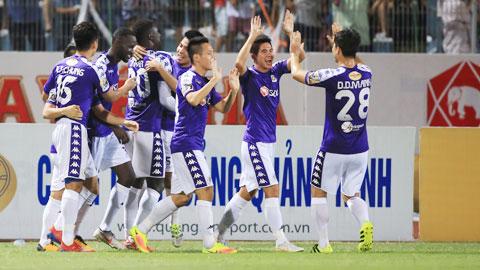Hà Nội FC trước ngưỡng cửa lịch sử