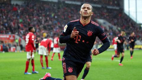 Thiago đòi tăng lương mới chịu ở lại Bayern