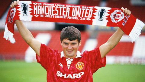 Blackburn từng để hụt Roy Keane vào tay M.U