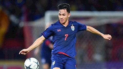 'Sao mai' Thái Lan giành hạng Ba giải bàn thắng đẹp U23 châu Á 2020