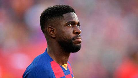 Phải hầu tòa, Umtiti vẫn được Barca đăng ký cho trận tứ kết cúp Nhà vua TBN