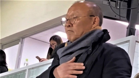 HLV Park Hang Seo mang lại vận may cho ĐT nữ Việt Nam