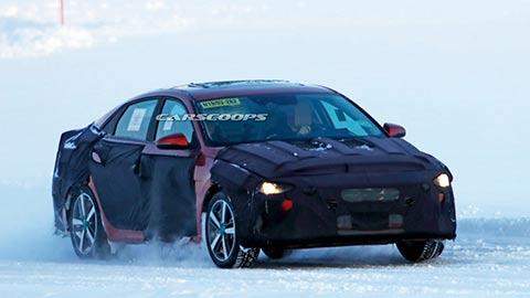 Hyundai Elantra 2021 giá rẻ lộ ảnh tuyệt đẹp, khiến Mazda 3, Kia Cerato, Honda Civic lo 'sốt vó'