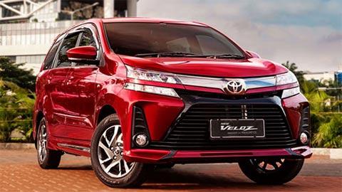Toyota tung ra MPV 7 chỗ giá hơn 350 triệu, đối đầu Mitsubishi Xpander, Suzuki Ertiga