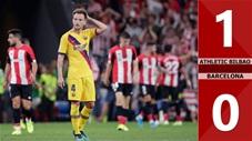 Athletic Bilbao 1-0 Barcelona(Tứ kết Cúp Nhà Vua TBN 2019/20)