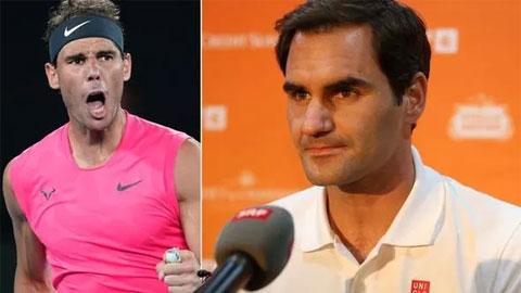 """Federer tiết lộ """"tuổi thơ dữ dội"""" của Nadal trước Siêu kinh điển"""