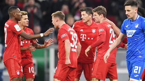 Bayern Munich: Vuốt Hùm đã sắc bén trở lại
