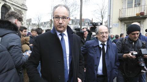 Scandal tình dục làm rúng động Ligue 1