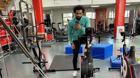 Salah làm chuyện khó tin trong kỳ nghỉ Đông của Liverpool