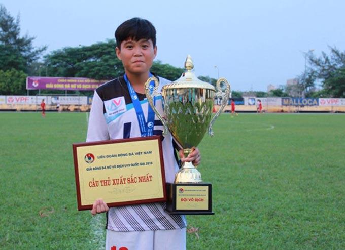 4 điều thú vị về cô gái cao 1m52 đưa Việt Nam tranh vé play-off Olympic 2020
