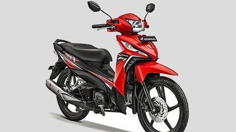 Honda Revo-X 2020 ra mắt thiết kế 'chất' hơn Wave RSX, giá siêu hấp dẫn