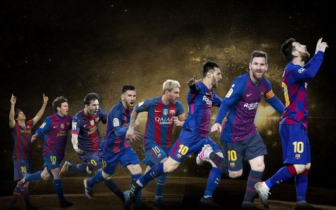 Messi là linh hồn của Barca xuyên suốt hơn 1 thập kỷ qua