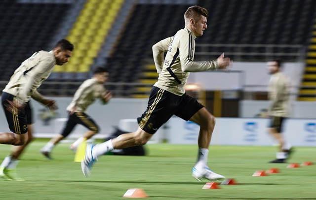 Toni Kroos sẽ dừng thi đấu khi cơ thể không còn tiếp tục được nữa