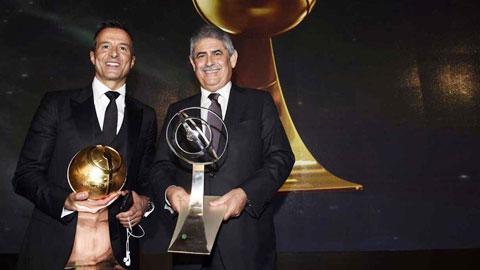 Mendes và chủ tịch Benfica, Vieira bị tình nghi bắt tay trốn thuế