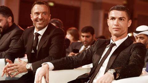 Thân chủ VIP nhất của Mendes, Ronaldo cũng từng bị cáo buộc trốn thuế