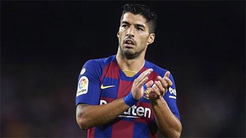 Barca tính thay Luis Suarez bằng... Luis Suarez!