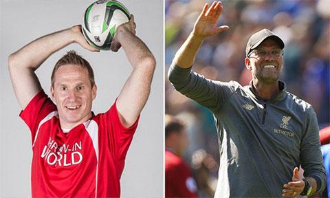 Gronnemark hợp tác với không chỉ Liverpool mà còn nhiều đội bóng danh tiếng khác