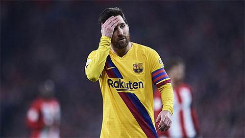 """Eric Abidal: """"Gia hạn với Messi chưa bao giờ dễ dàng"""""""