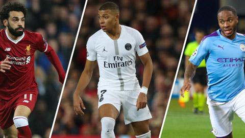 Đội hình giá trị nhất vòng 1/8 Champions League: Không Messi và Ronaldo