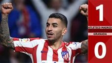 Atletico Madrid 1-0 Granada(Vòng 22 La Liga 2019/20)