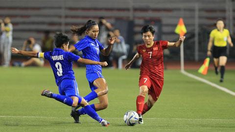 ĐT nữ Hàn Quốc vs ĐT nữ Việt Nam, 13h00 ngày 9/2: Chơi cho biết đá biết vàng