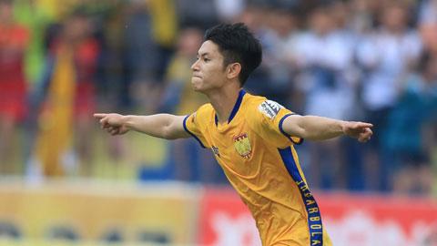 Nguyễn Trọng Hùng, niềm hy vọng số 1 ở CLB xứ Thanh