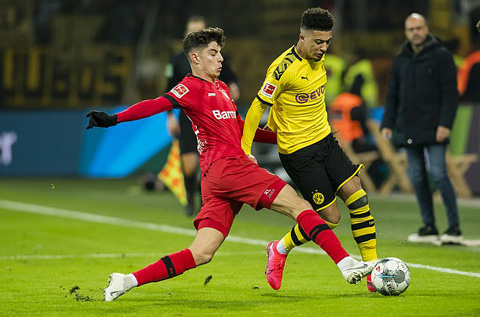 Haaland và Sancho không tỏa sáng, Dortmund thua trận thứ 2 liên tiếp