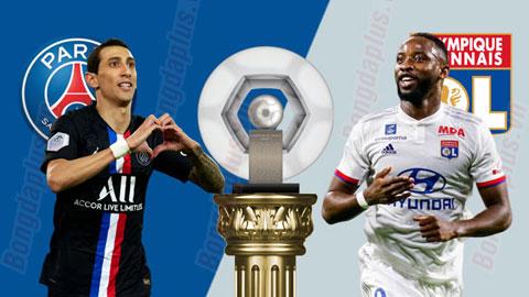 Nhận định bóng đá PSG vs Lyon, 03h05 ngày 10/2: Mưa gôn ở 'công viên'