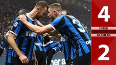 Inter 4-2 AC Milan(Vòng 22 Seari A 2019/20)