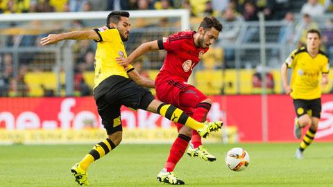 Dortmund thua hai trận liên tiếp: Bệnh cũ tái phát