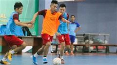 ĐT futsal Việt Nam đã tới Tây Ban Nha tập huấn