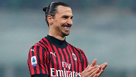 Ibrahimovic thất vọng vì sự thiếu tự tin của đồng đội