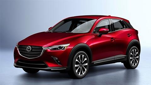 Mazda CX-3 2020 đẹp long lanh giá 500 triệu, đấu Honda HR-V, Hyundai Kona, Ford EcoSport