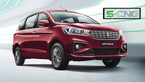 Suzuki Ertiga S-CNG có giá chỉ 290 triệu, khiến Mitsubishi Xpander, Toyota Avanza 'khóc thét'