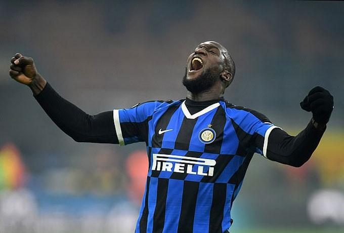Lukaku vẫn không ngừng ghi bàn cho Inter