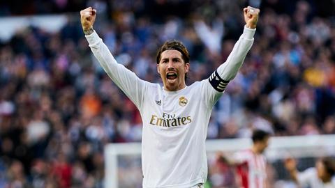 Ramos vượt mặt Messi ở một tiêu chí bàn thắng trong lịch sử La Liga