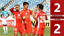 Yangon Utd 2-2 TP.HCM(Vòng bảng AFC Cup 2020)