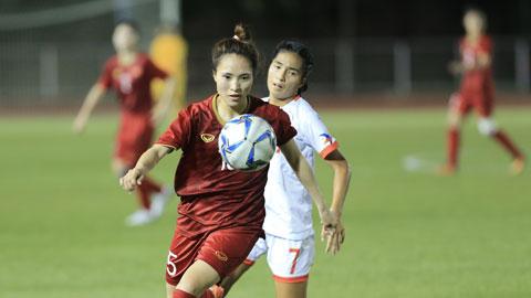 ĐT nữ Việt Nam ở vòng loại Olympic Tokyo 2020: Tốt rồi, sẽ còn tốt hơn nữa