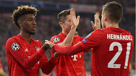 Bayern đón tin vui trước đại chiến Chelsea