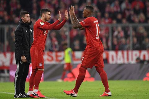 Bayern đón Lucas trở lại sau hơn 3 tháng dưỡng thương