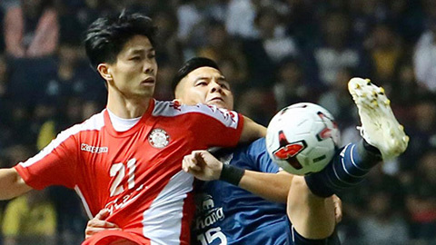Trực tiếp Yangon United vs TP.HCM, 16h00 chiều nay
