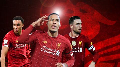 Alexander-Arnold, Henderson, Van Dijk, ngôi sao nào của Liverpool xứng đáng hay nhất năm?